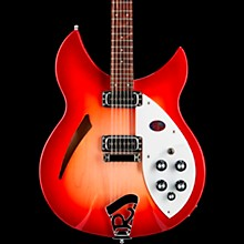 Rickenbacker 330/12 Electric Guitar Fireglo
