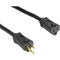 E-Cords Extension Cord Standard Ends 16 Gauge 6 Ft.