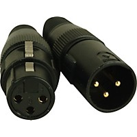 American Dj 3-Pin Male Female Xlr  ...