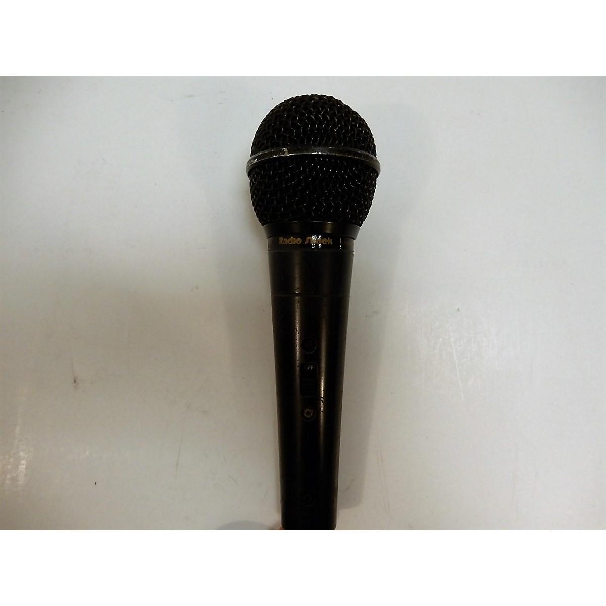 Radio Shack 333004 Dynamic Microphone