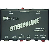 Rapco Horizon Stl-1 Stereo Line Direct  ...