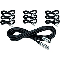 Musician's Gear Lo-Z Microphone Cable 20 Ft  ...