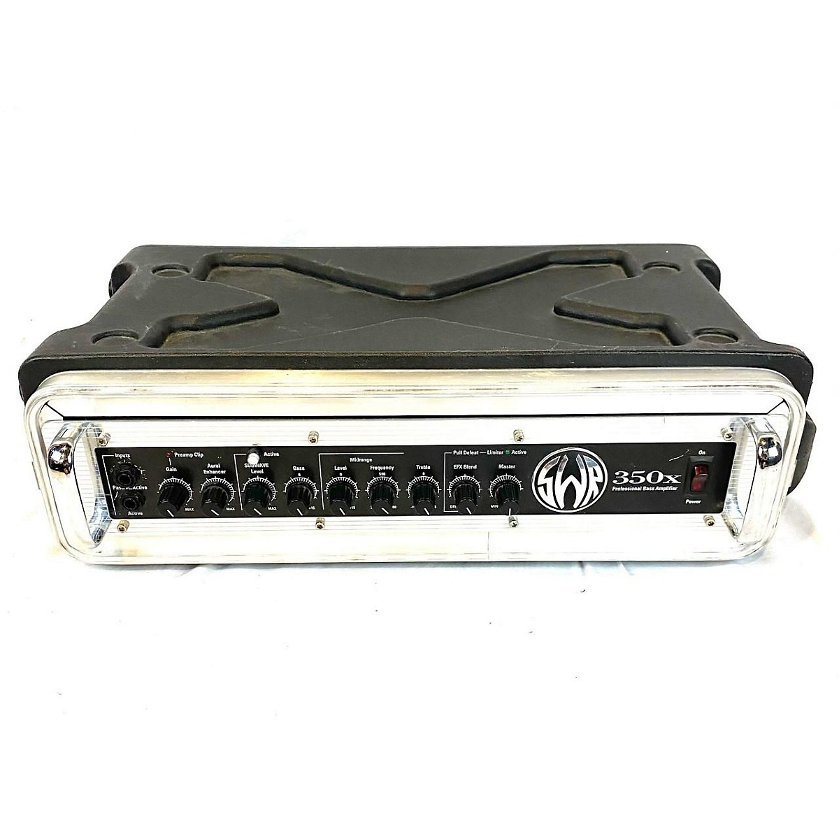 SWR 350X Bass Amp Head