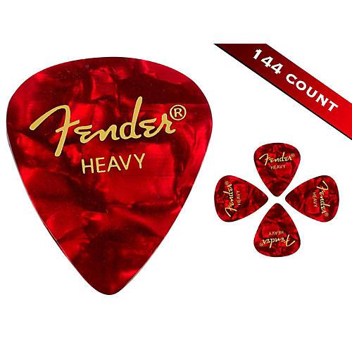 Fender 351 Premium Heavy Guitar Picks - 144 Count