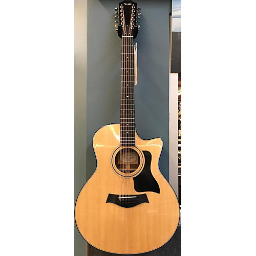 Taylor 356CE 12 String Acoustic Electric Guitar