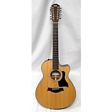 Taylor 356CE ES2 12 String Acoustic Electric Guitar
