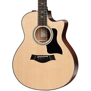 taylor 356ce grand symphony 12 string acoustic electric guitar natural guitar center. Black Bedroom Furniture Sets. Home Design Ideas