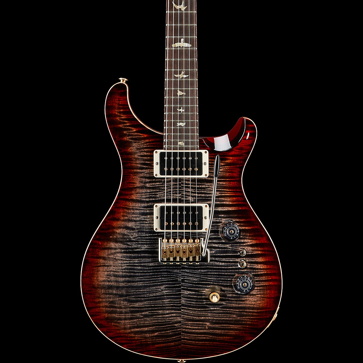PRS 35th Anniversary Custom 24 with 10-Top and Pattern Regular Neck Electric Guitar