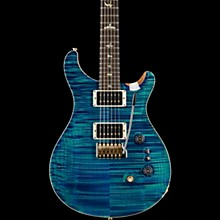 35th Anniversary Custom 24 with 10-Top and Pattern Regular Neck Electric Guitar Faded Whale Blue
