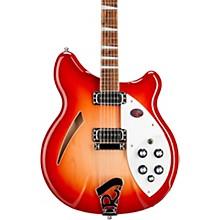 360 12-String Electric Guitar Fireglo