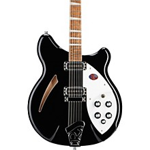 360 12-String Electric Guitar Jetglo