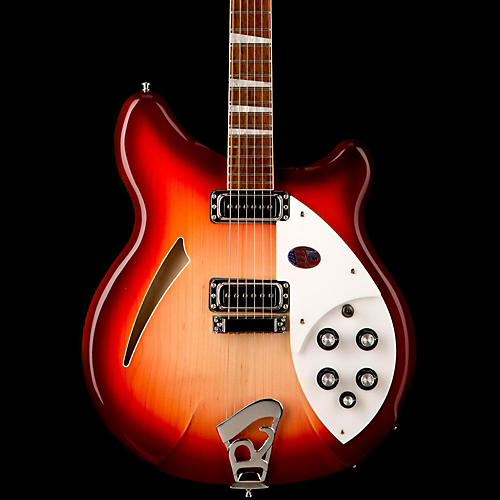 rickenbacker 360 electric guitar fireglo guitar center. Black Bedroom Furniture Sets. Home Design Ideas