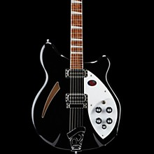 Rickenbacker 360 Electric Guitar Jetglo