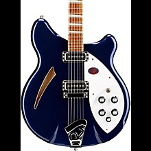 360 Electric Guitar Midnight Blue