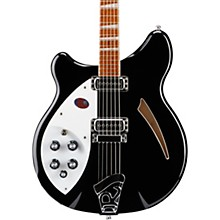 360 Left-Handed Electric Guitar Jetglo