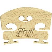 Glaesel Self-Adjusting 4/4 Violin Bridge  High