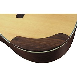 John Pearse Acoustic Armrest Ebony