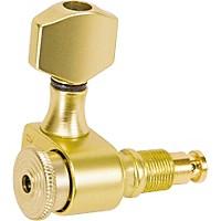 Sperzel 6 In-Line Locking Tuners Gold