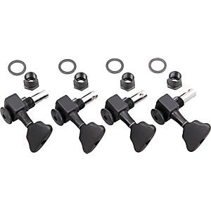 Sperzel Bass Tuning Keys Black 4L