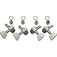 Sperzel Bass Tuning Keys Satin Chrome 2 And 2