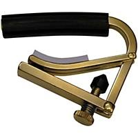 Shubb Original C-Series Steel String Guitar Capo Brass