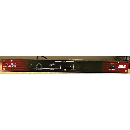 BBE 362 Sonic Maximizer Exciter