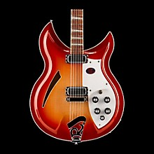 Rickenbacker 381/12V69 Vintage Series 12-String Electric Guitar Fireglo