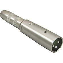 "Switchcraft 384A - XLR Male to Female 1/4"" Connector (Unwired)"