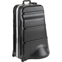 SKB 385W Mid-Size Universal Tuba Case with Wheels