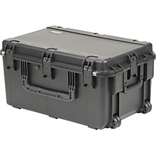 SKB 3I-2918-14B - Military Standard Waterproof Case with Wheels Level 1 With Cubed Foam