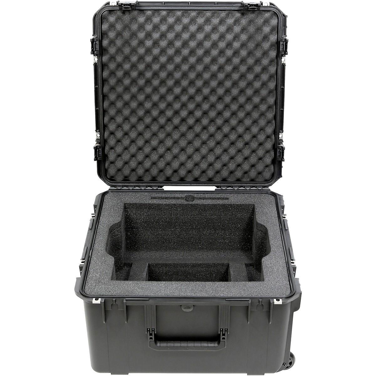 SKB 3i2222-12QSC iSeries Mixer Case for QSC TouchMix-30 Pro