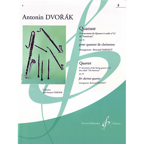Theodore Presser 3rd Movement of Dvorak's