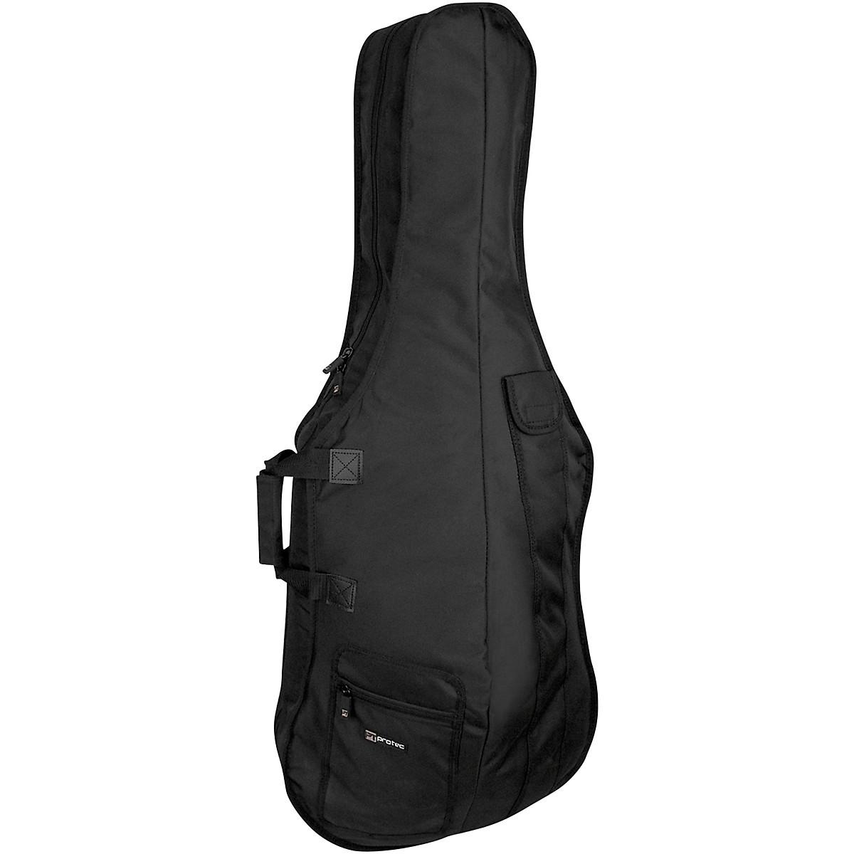 Protec 4/4 Cello Gig Bag - Silver Series