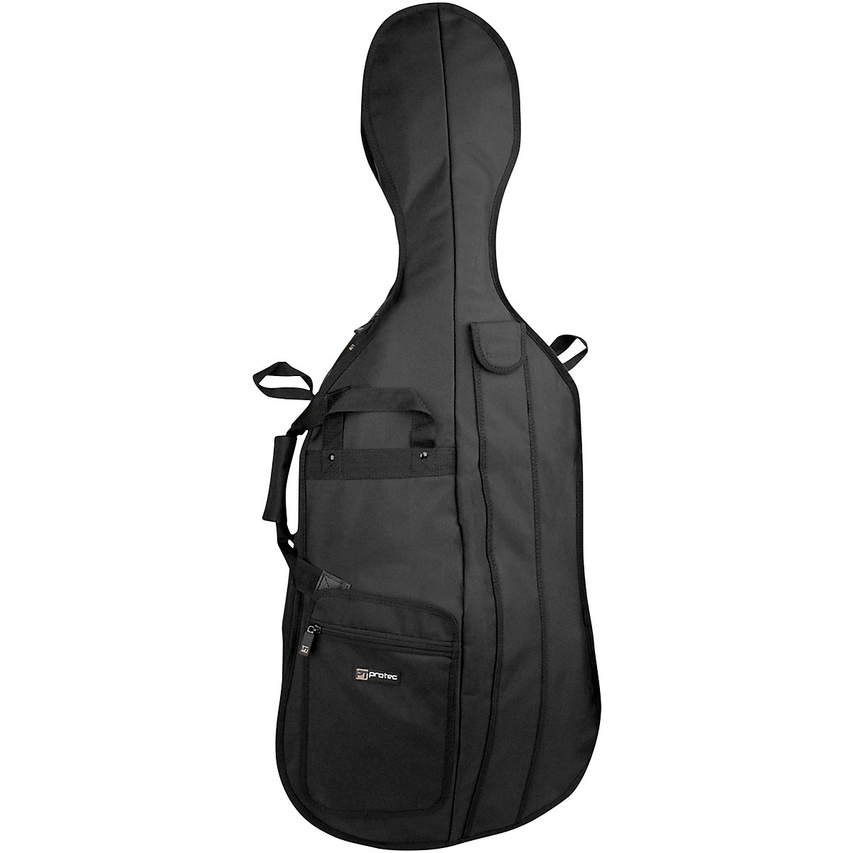 Protec 4/4 Cello Gig Bag - Silver Series