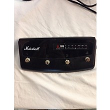 Marshall 4 Button Programmable Footcontroller Pedal Pedal