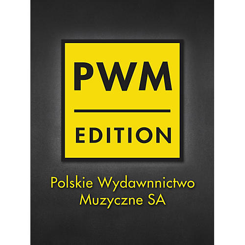 PWM 4 Caprici Per Viola Solo PWM Series Softcover Composed by Grazyna Bacewicz