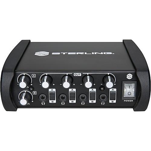 Sterling Audio 4-Channel Professional Headphone Amplifier