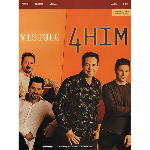 Word Music 4 Him - Visible Piano, Vocal, Guitar Songbook
