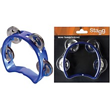 Stagg 4 Jingle Cutaway Tambourine