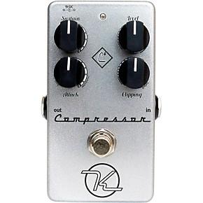 keeley 4 knob compressor guitar effects pedal guitar center. Black Bedroom Furniture Sets. Home Design Ideas