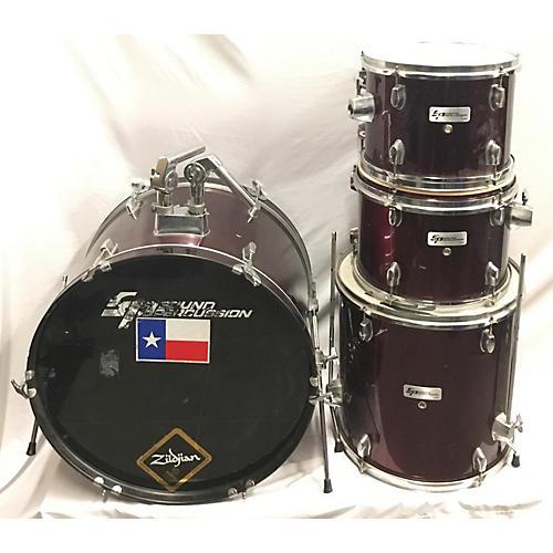 Sound Percussion Labs 4 PIECE DRUM KIT Drum Kit