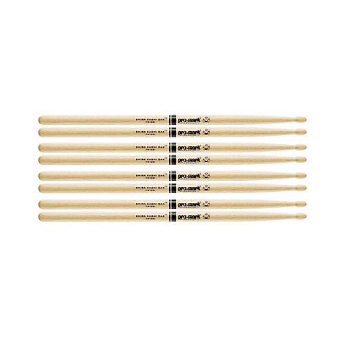 PROMARK 4 Pair Japanese White Oak Drumsticks