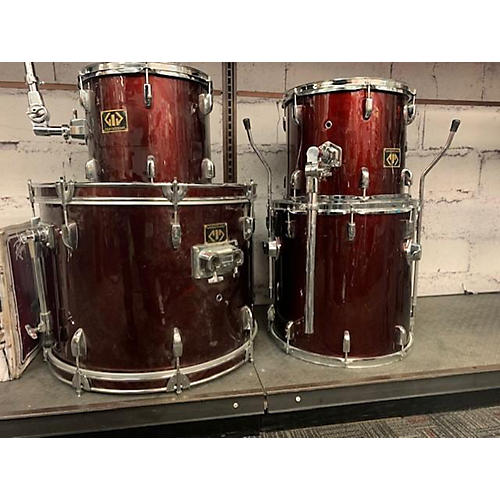 GIG 4 Piece Drum Kit Drum Kit