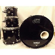 DW 4 Piece Drum Kit