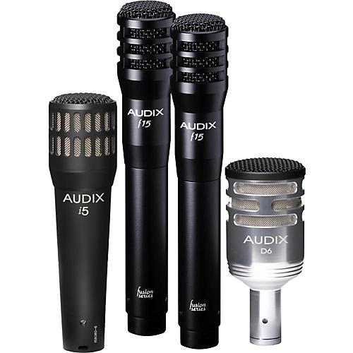 Audix 4-Piece Drum Pack