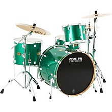 Pork Pie 4-Piece Green Sparkle Shell Pack