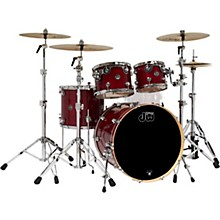 4-Piece Performance Series Shell Pack Cherry Stain Lacquer