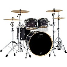 4-Piece Performance Series Shell Pack Ebony Stain Lacquer