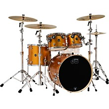 4-Piece Performance Series Shell Pack Gold Sparkle