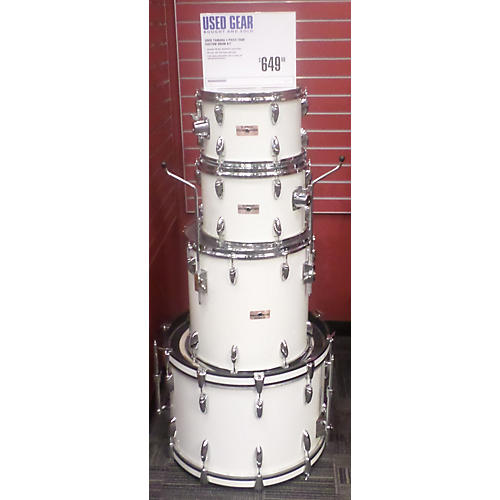 Yamaha 4 Piece Tour Custom Drum Kit